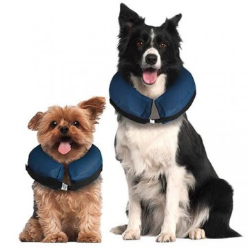 COLLAR INFLABLE PARA PERROS S