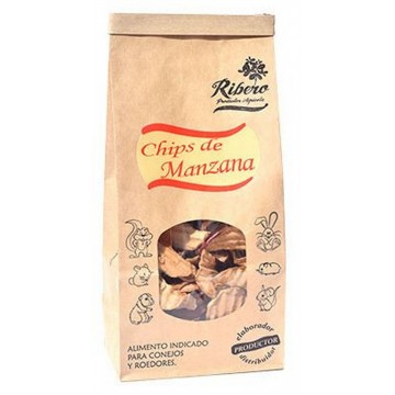 RIBERO CHIPS DE MANZANA