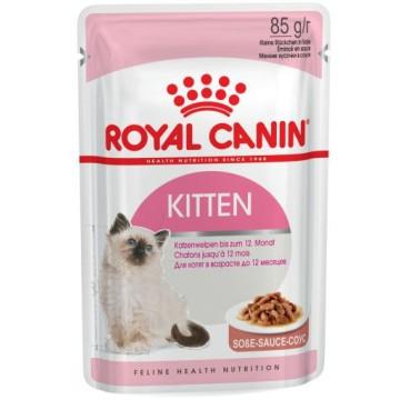 ROYAL CANIN  KITTEN SALSAS